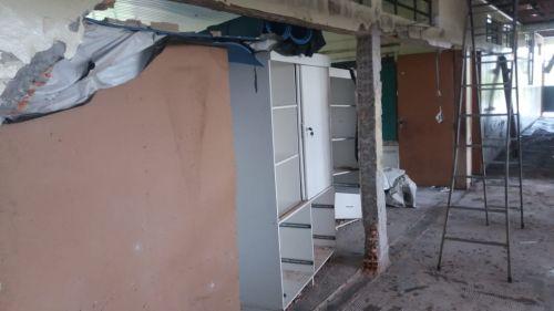 Obras na Escola Municipal Professor Elias Abrahão têm início