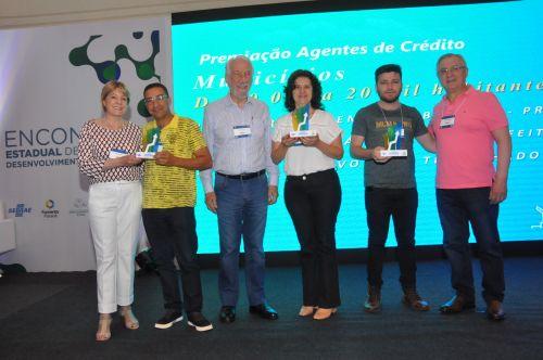 Turvo recebe prêmio da Fomento Paraná e do Sebrae nessa quarta (30)