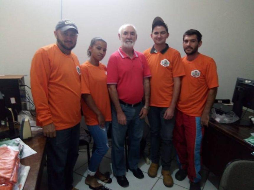 AÇÕES - SECRETARIA MUNICIPAL DE MEIO AMBIENTE
