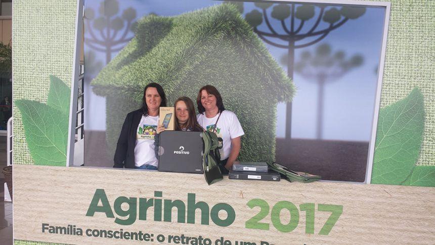 CONCURSO DE REDAÇÃO AGRINHO 2017