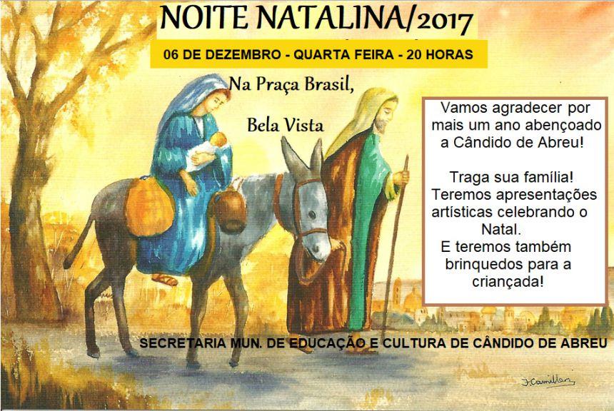 NOITE NATALINA 2017
