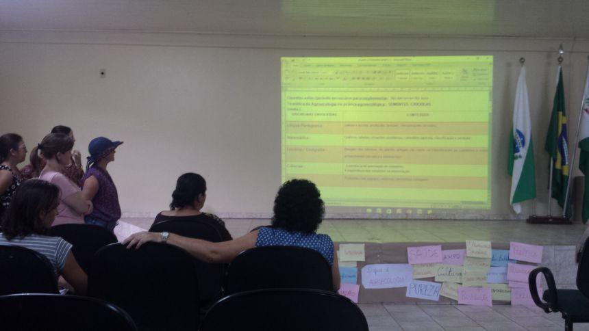 SECRETARIA MUNICIPAL DE EDUCAÇÃO E CULTURA ADERE À SEGUNDA EDIÇÃO
