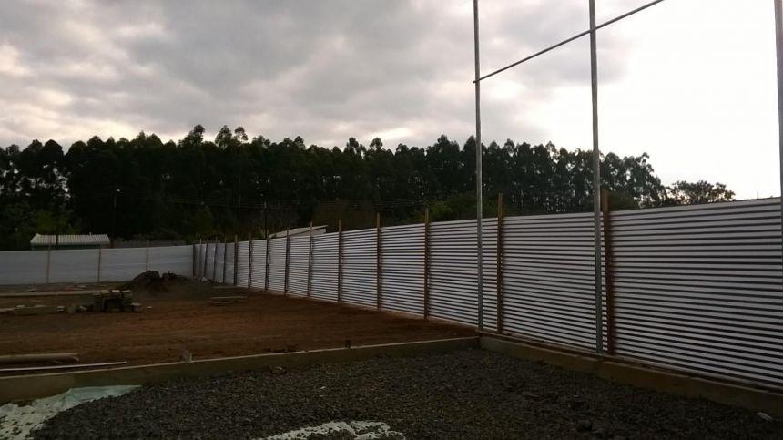 Campo de Futebol Society no Campão