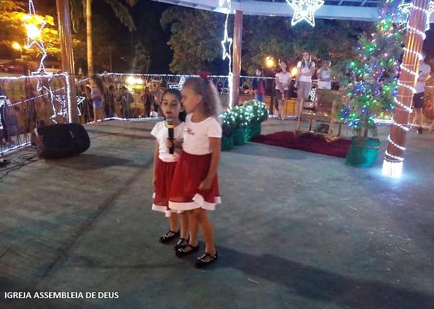 VI NOITE NATALINA DE CÂNDIDO DE ABREU