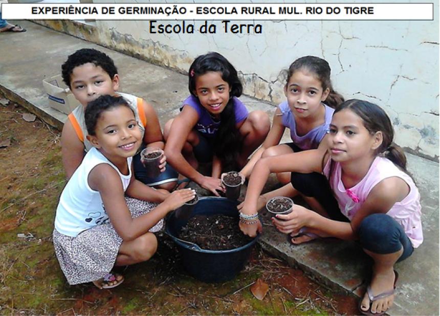 EDUCAÇÃO DO CAMPO - RESULTADOS DA FORMAÇÃO ESCOLA DA TERRA /2016