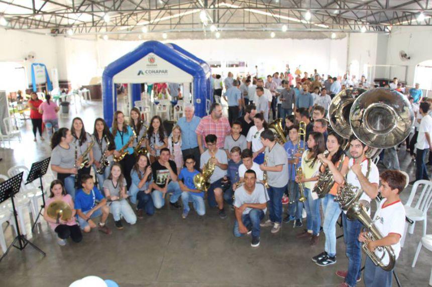 Paraná Cidadão - Grande Sucesso em Cândido de Abreu