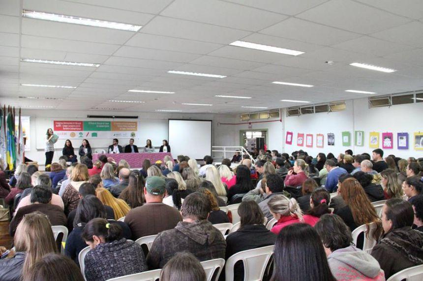 PROFESSORES CANDIDOABREUENSES NO SEMINÁRIO DE FORTALECIMENTO DE POLÍTICAS PÚBLICAS DA EDUCAÇÃO DO CAMPO