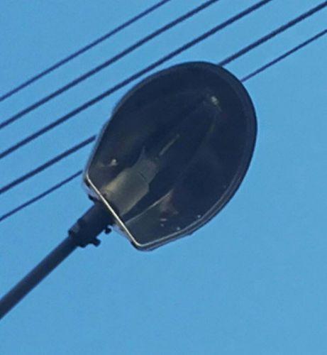 Vandalismo e depredação de lampadas - DENUNCIE