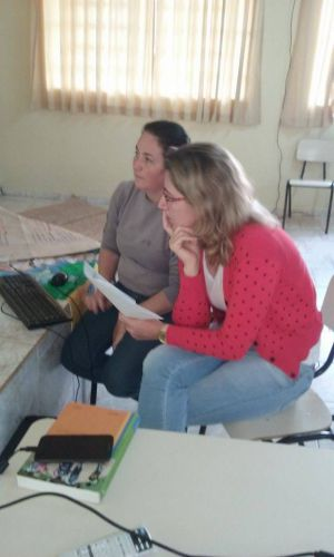 CAPACITAÇÃO DO PROGRAMA ESCOLA DA TERRA CONTINUA, COM OS PROFESSORES DO CAMPO