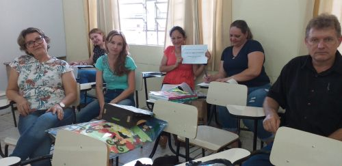 ANO LETIVO INICIANDO COM FORMAÇÃO DOS PROFESSORES E AGENTES EDUCACIONAIS