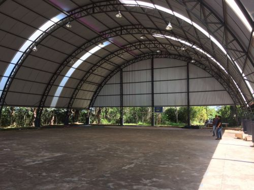 Complexo Esportivo em Faxinal de Catanduvas