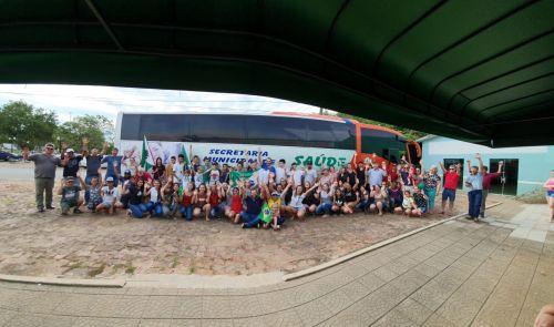 Banda Municipal de Cândido de Abreu é Vice-Campeã Nacional