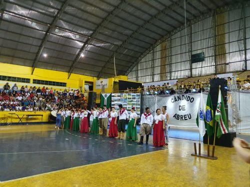 Eventos do 65º Aniversário de Cândido de Abreu