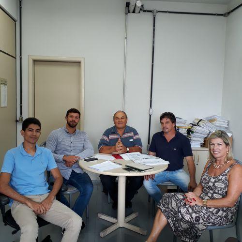 Visita ao IAP em Curitiba traz certeza da liberação da licença ambiental
