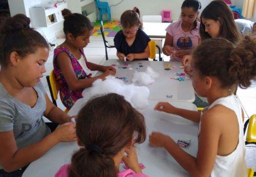 Projeto Reciclagem do Centro Social da Criança e da Juventude