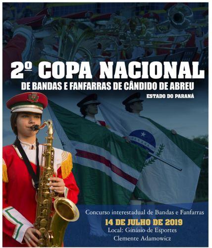 2º Copa Nacional de Bandas e Fanfarras