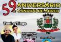 59º Aniversário de Cândido de Abreu