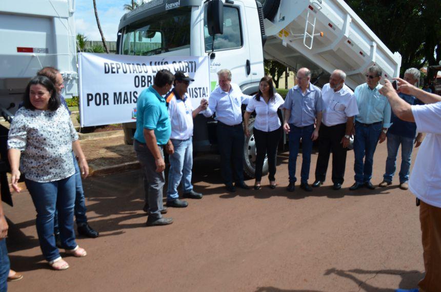 Nova Aurora investe Mais R$ 552.000,00 na Frota Municipal