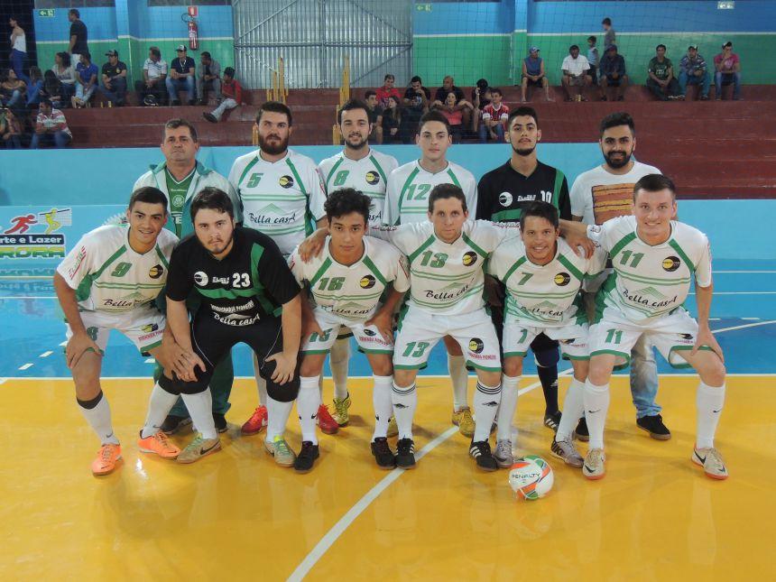 Definido os semifinalistas da Copa Odontec Futsal Masculino