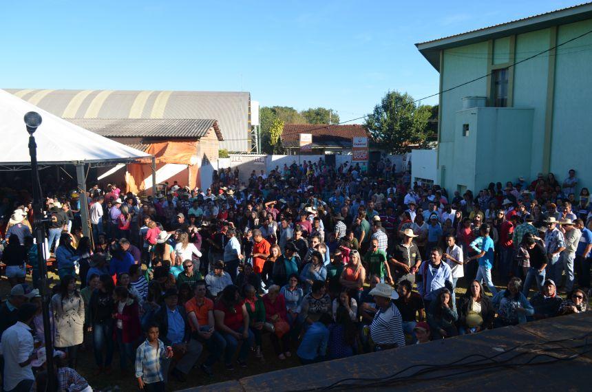 10ª Cavalgada do Trabalhador em Marajó reuniu comitivas de toda região