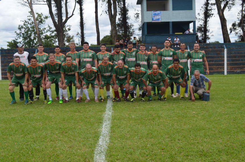 Município realizou ontem 1ª rodada do Campeonato Municipal de Futebol  de Campo de Nova Aurora
