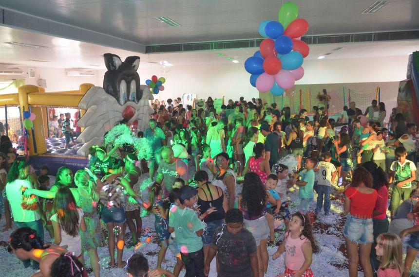 Cultura realiza Carnaval das Crianças nessa terça-feira Nova Aurora