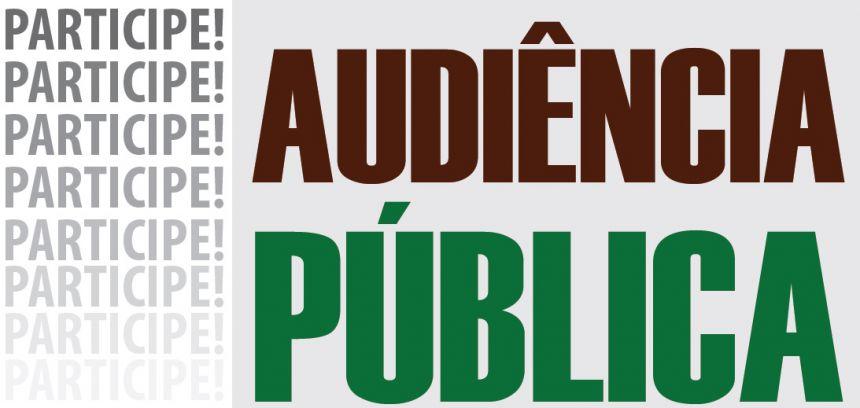 Município realiza audiência pública sobre Plano Diretor no próximo dia 17
