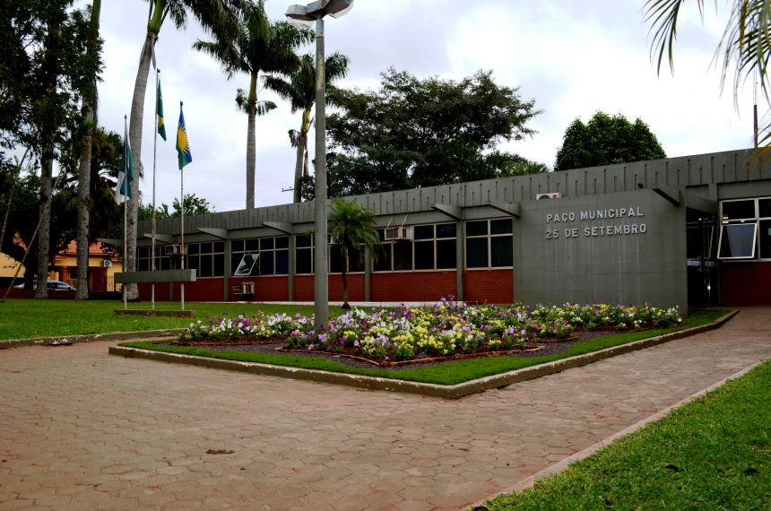 Administração Municipal decreta ponto facultativo nesta segunda-feira