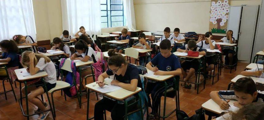 Notas da Prova Paraná já estarão disponíveis na próxima semana