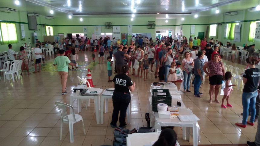 Paraná Cidadão faz mais de 6 mil atendimentos em Nova Aurora