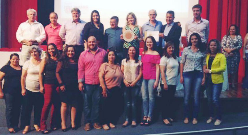 """UAPSF recebe certificação """"Selo Bronze"""" da 10ª Regional de Saúde"""