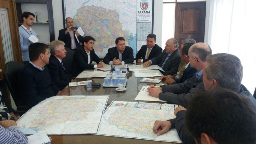 Administração Municipal e Vereadores Voltam a Curitiba Para Realização do Trecho Jotaesse x Palmitópolis
