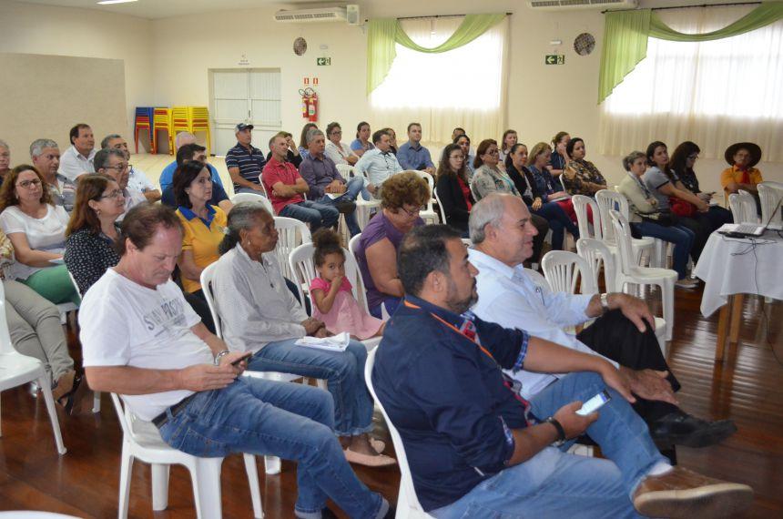 Administração realiza audiência pública para demonstrar aplicação de recursos