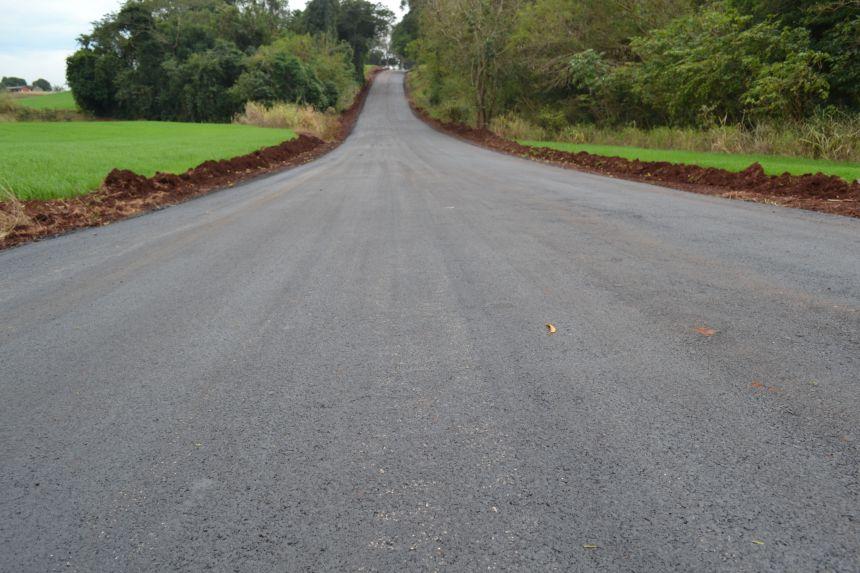Município inicia recape do asfalto do Marajó