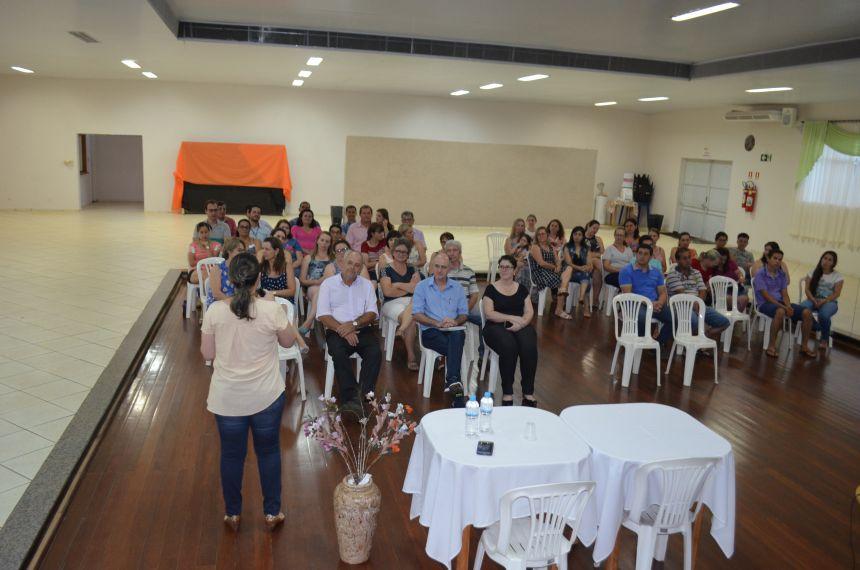 """Itaipu realiza primeiro encontro das """"Oficinas Participativas"""" em Nova Aurora"""