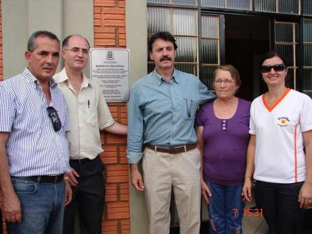Palmitópolis recebe mais de R$ 287 mil em obras