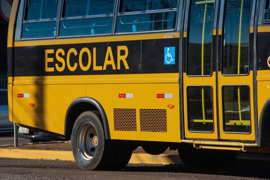 Paralisação dos caminhoneiros afeta transporte escolar em Nova Aurora