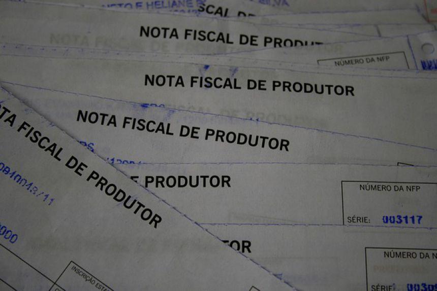Prazo para regularização de notas do produtor rural encerra - se quarta-feira