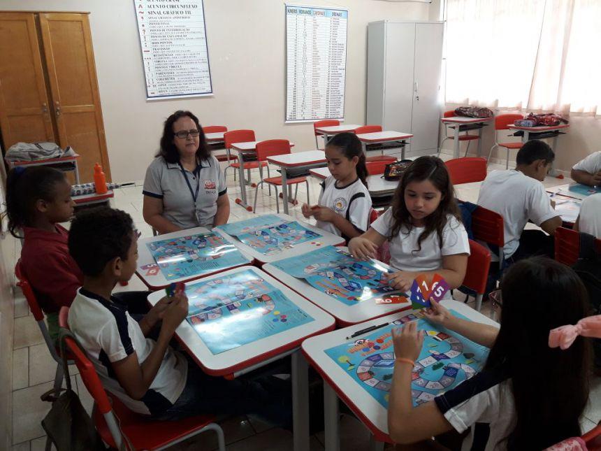 Município intensifica ações de combate à Dengue junto aos alunos