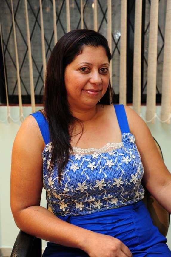 Lucinéia De Oliveira Adevente Ferreira da Silva