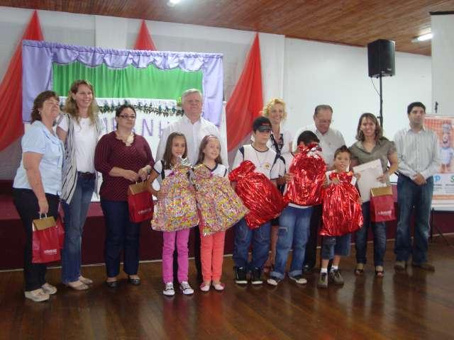 """Escola Santos Dumont se destaca no projeto """"Escola no Campo�"""