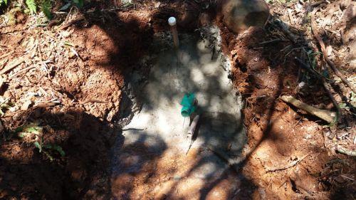Município e Itaipu recuperam mais duas nascentes d′água na comunidade de Melissa