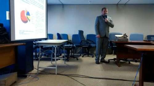 Secretário de Meio Ambiente apresenta projeto em Brasília