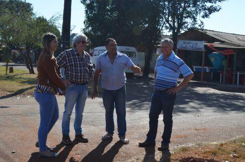 """Nova Aurora inicia ações do """"Cidade Limpa"""" no bairro Coração de Jesus"""
