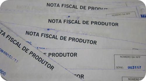 Prazo para regularização de notas do produtor rural encerra-se dia 10 de março