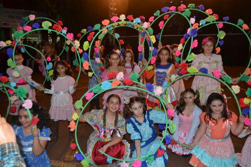 5 mil pessoas prestigiam a II Festa Junina das Escolas Municipais de Nova Aurora