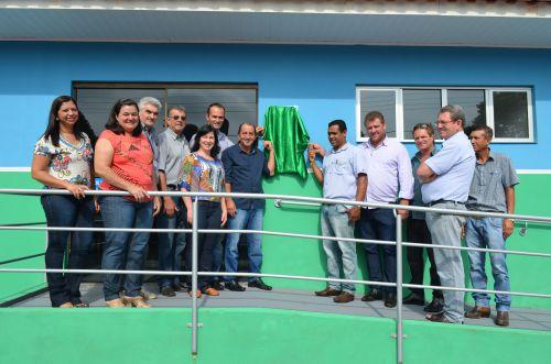 Prefeitura de Nova Aurora entrega mais uma Unidade de Saúde