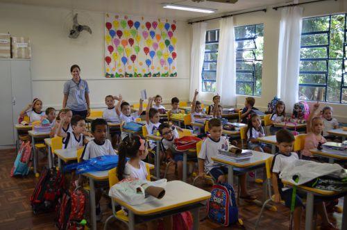 Aulas da rede municipal de ensino de Nova Aurora retornam nos próximos dias às salas de aulas