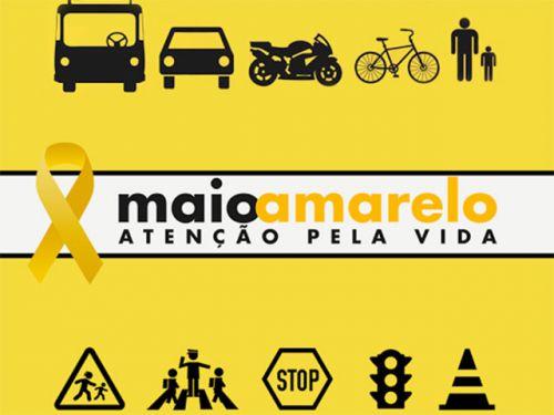 DETRAN Apresenta Ações da Campanha Maio Amarelo