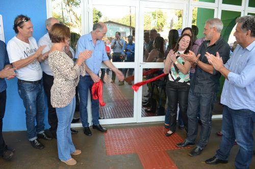Nova Aurora inaugura moderna Unidade Básica de Saúde no Jardim São Roque